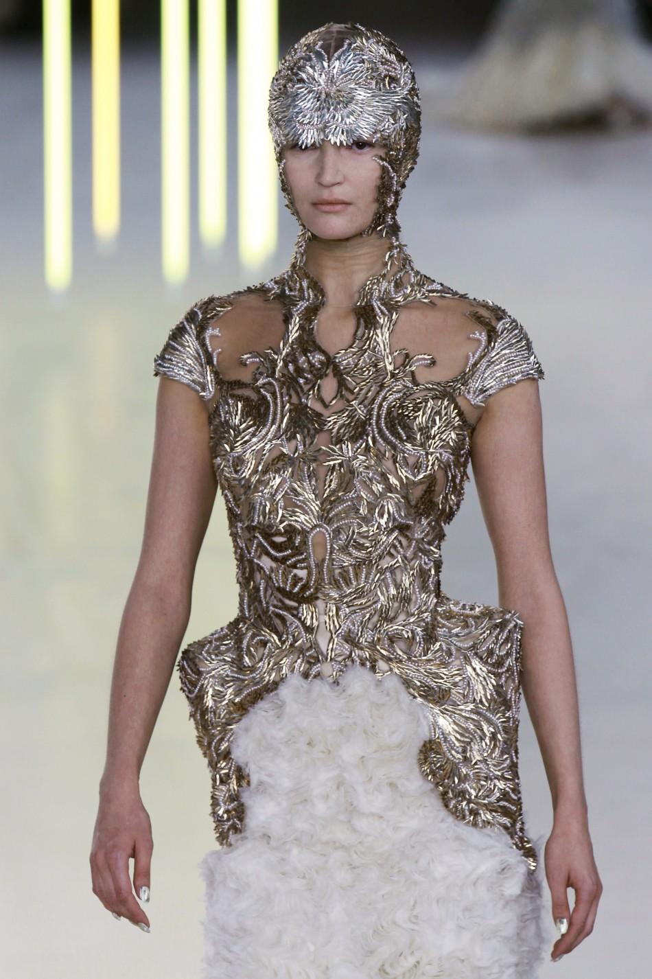 Sarah Burton Alexander Mcqueen Couture