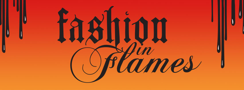 fashion in flames