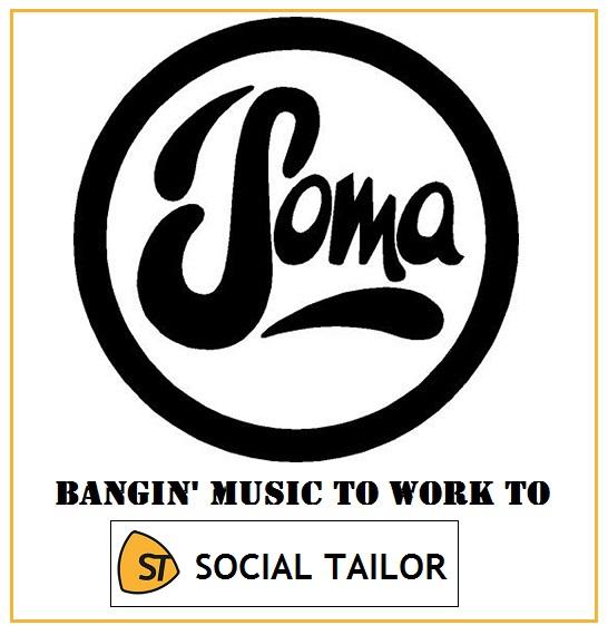 soma_records - BANGIN' - Social Tailor