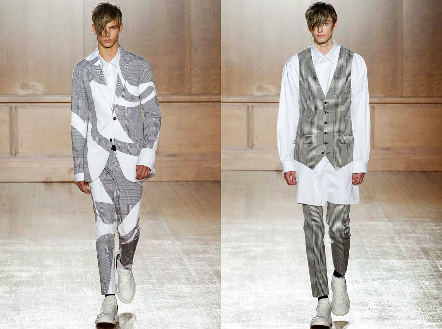 Fashion Show Alexander Mcqueen Menswear Spring Summer 2015 1